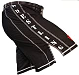 Black wrestling, MMA, BJJ, fight shorts size 2XS