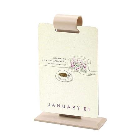 WUYANES Calendario Calendario de Mesa 2019, enero - diciembre ...