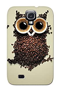 Ideal Exultantor Case Cover For Galaxy S4(owl), Protective Stylish Case