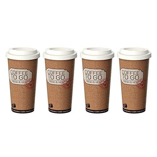 Life Story Corky Cup 16 oz Reusable Insulated Travel Mug Cof
