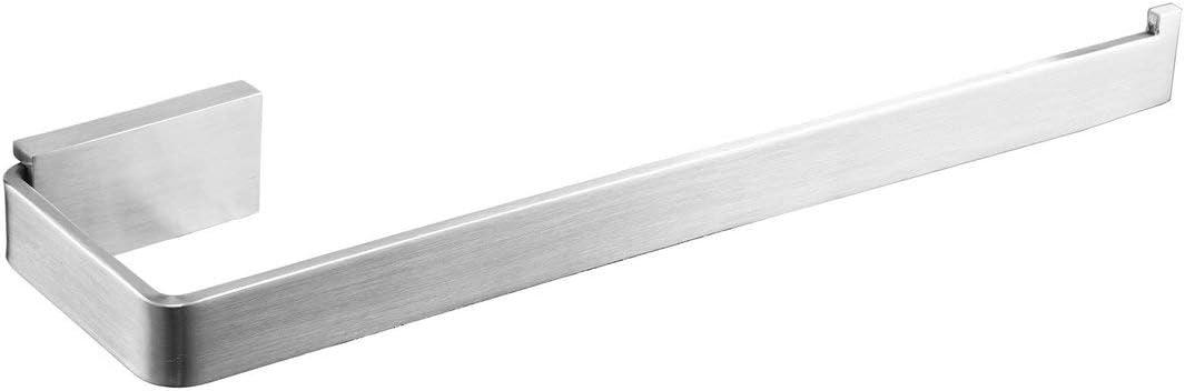 50 cm gr/ö/ße : 60cm WUDAXIAN-Turmaufh/änger Handtuchhalter Rack-Aufbewahrungshalter Badezimmerregal Wandmontierte Messingfarbe Wei/ß L/änge 40 cm 60 cm