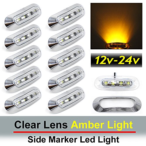 Clear Lens Led Lights in US - 7