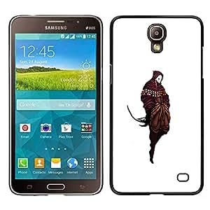 iKiki Tech / Estuche rígido - Mago Blanco - Samsung Galaxy Mega 2