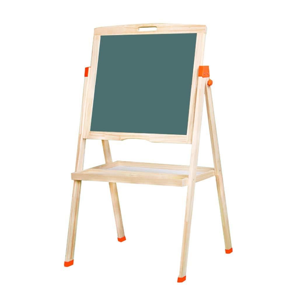 イーゼル B07GT2GKP5 子供の木製アートスタンドイーゼル小さな木製絵画ホワイトボード調整可能な黒板スーツ3-9歳 B07GT2GKP5, ZOCALO:2557dbe4 --- ijpba.info