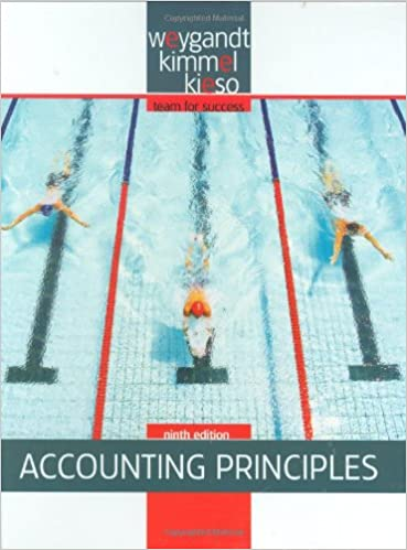 Accounting Principles 9780470317549 Higher Education Textbooks at amazon