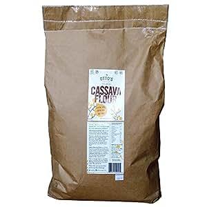 Amazon.com : Otto's Naturals Cassava Flour, 20lb Bulk