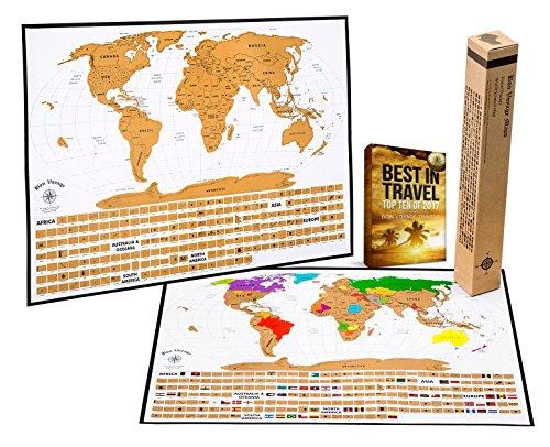 Premium World Scratch Off Travel product image