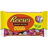 Reese's Easter Milk Chocolate and Peanut Butter Mini Eggs, 8-Ounce Bags (Pack of 6)
