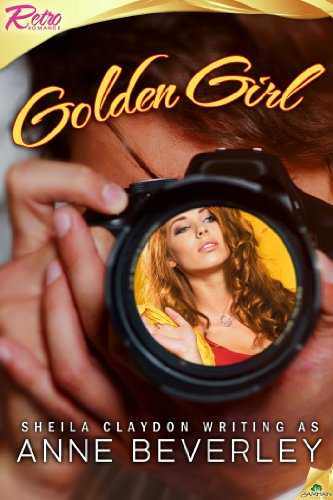 Book: Golden Girl by Sheila Claydon (writing as Anne Beverley)