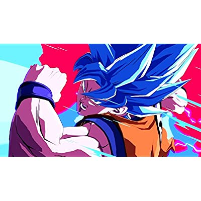 DRAGON BALL FighterZ - Nintendo Switch: Bandai Namco Games Amer: Video Games
