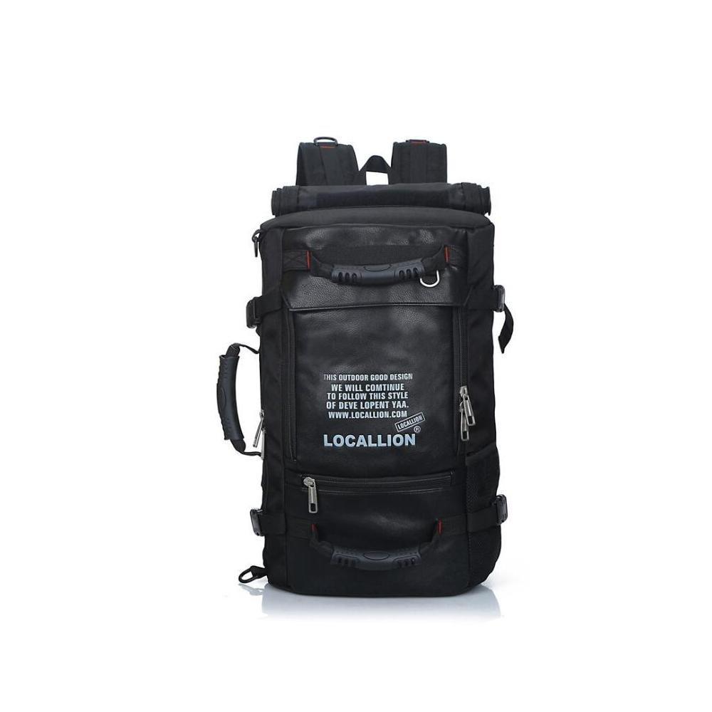 HTRPF Reisetasche Herren Outdoors Paket Wasserdichte Nylon Tuch Herren Tasche