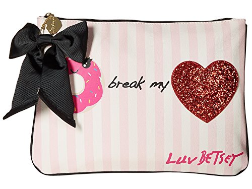 Hangry Pink Luv Women's Pouch Tablet Betsey qE6z70