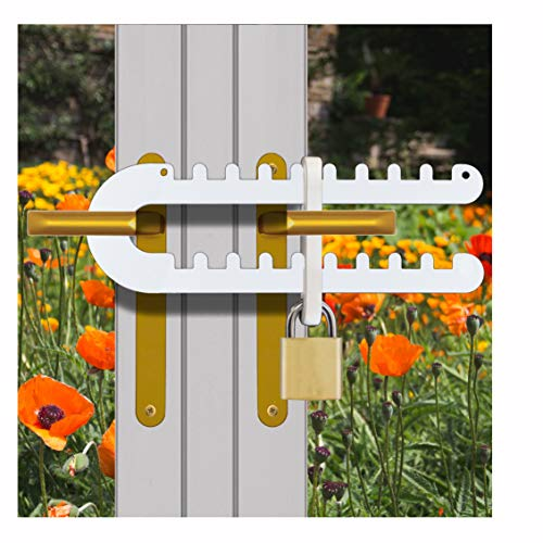 Patio French Door Lock for Double Door Handle 'P', D' or ...