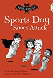 img - for The Fang Family: Sports Day Snack Attack (Gold A) (BUG CLUB) by Sheryl Webster (2010-09-01) book / textbook / text book