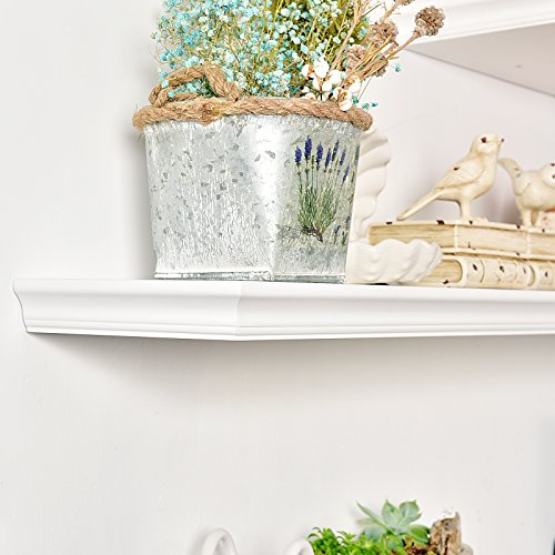 Welland Floating Shelves White Floating Shelves White Deep