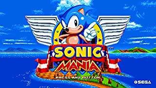 Sonic Mania - Nintendo Switch [Digital Code] (B074T6H127) | Amazon Products