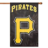 "Party Animal Pittsburgh Pirates ""P"" Banner MLB Flag"