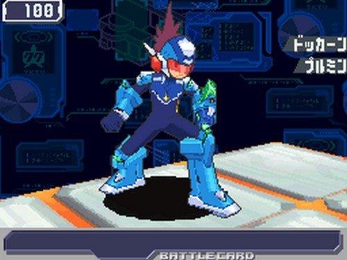 Mega Man Star Force 3 Red Joker - Nintendo DS by Capcom (Image #3)