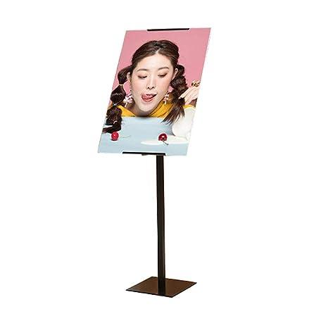 Amazon.com: Soporte para póster ajustable y resistente ...
