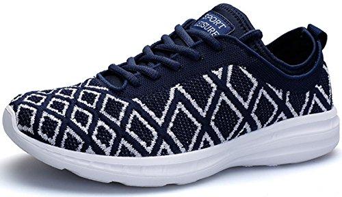 2 Sports Joomra Bleu Sneakers Course Multisports Adulte Outdoor Athlétique Baskets Gym De Fitness chaussures Blanc Chaussures Mixte 6WSq6rwZp8