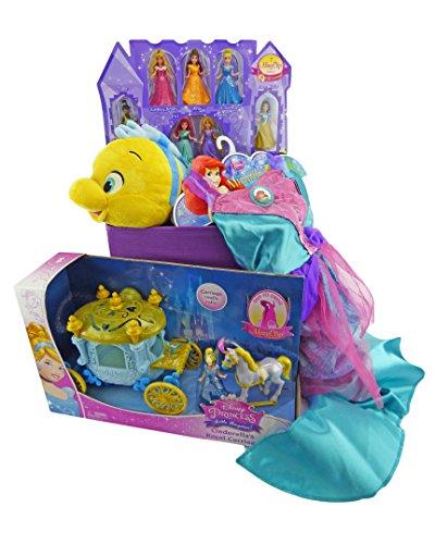 Disney Princess 5 Piece Bundle - Magiclip 7