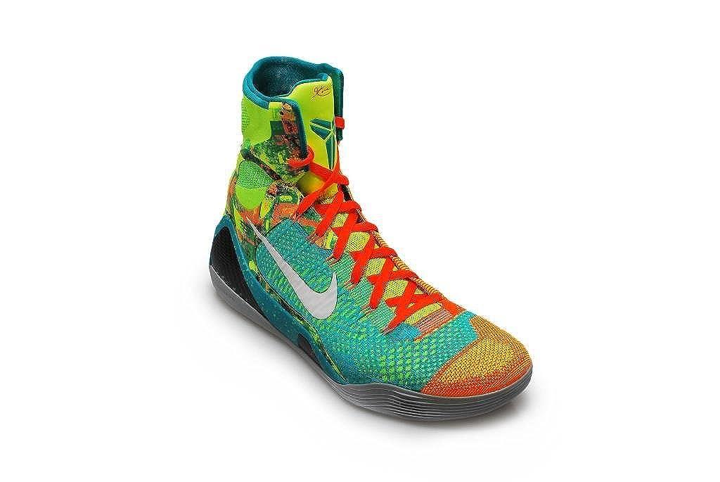 Nike Kobe IX Elite Sport Turchese Bianco Volt Arancione