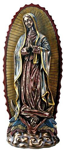 Large Guadalupe Virgin Catholic Statue