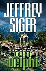 Devil of Delphi: A Chief Inspector Andreas Kaldis Mystery (Chief Inspector Andreas Kaldis Series Book 7)