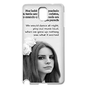 Lana Del Rey For Samsung Galaxy Note3 N9000 Csae protection Case DGQ505155
