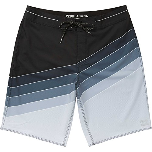Billabong Men's North Point X Boardshort, Charcoal, 36 by Billabong