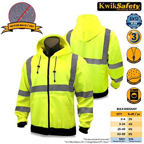KwikSafety ProComfort Reflective Visibility Construction