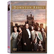 Downton Abbey Season 6 (9 Episodes) (3 Discs) (DVD, Region 3, Julian Fellowes) Hugh Bonneville, Phyllis Logan, Elizabeth McGovern