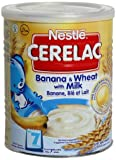 Nestle Cerelac Banana 400g (Europe)
