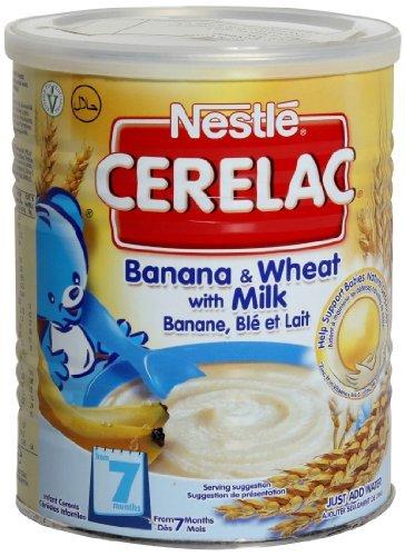 Nestle Cerelac Banana 400g (Europe)