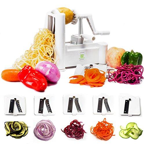 zucchini spaghetti maker electric - 5