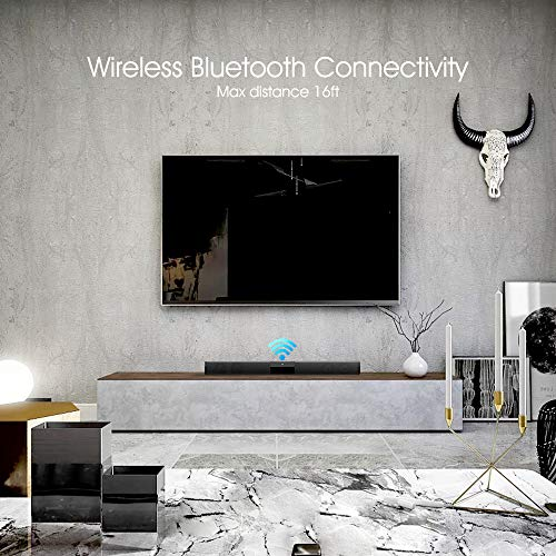 best bluetooth soundbars under $100