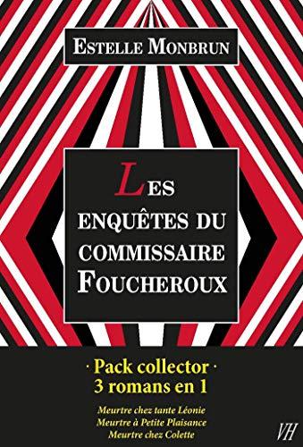 Amazon Com Pack Collector Estelle Monbrun Les Enquetes Du