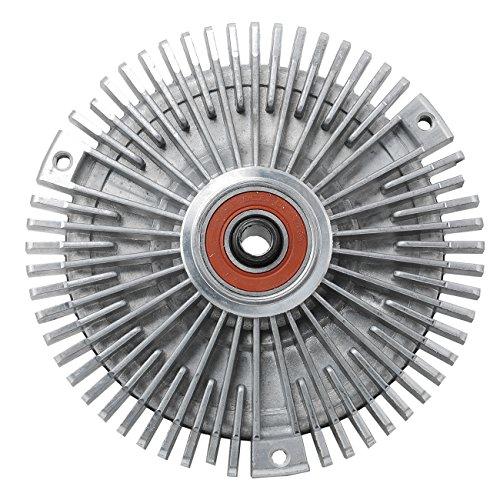 (TOPAZ 6032000022 Radiator Cooling Fan Clutch for Mercedes Benz 190D E300 )
