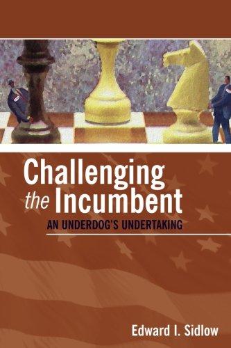 Challenging the Incumbent: An Underdog′s Undertaking