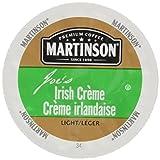 instant irish coffee - Martinson Joe's Coffee, Irish Creme, 24 Single Serve RealCups