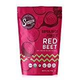 Suncore Foods - 100% Organic Red Beet Natural Supercolor Powder