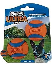 Chuckit! Small Ultra Ball 2 inch, 2-Pack