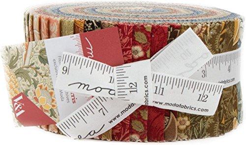 Moda Fabric Strips - 8