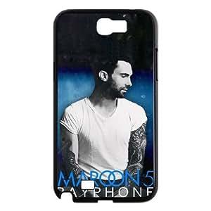 C-EUR Diy Phone Case Adam Levine Pattern Hard Case For Samsung Galaxy Note 2 N7100