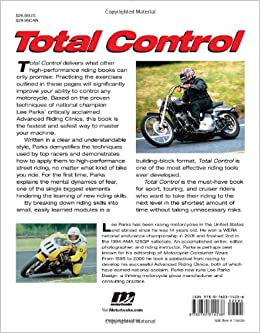 total control high performance street riding techniques pdf
