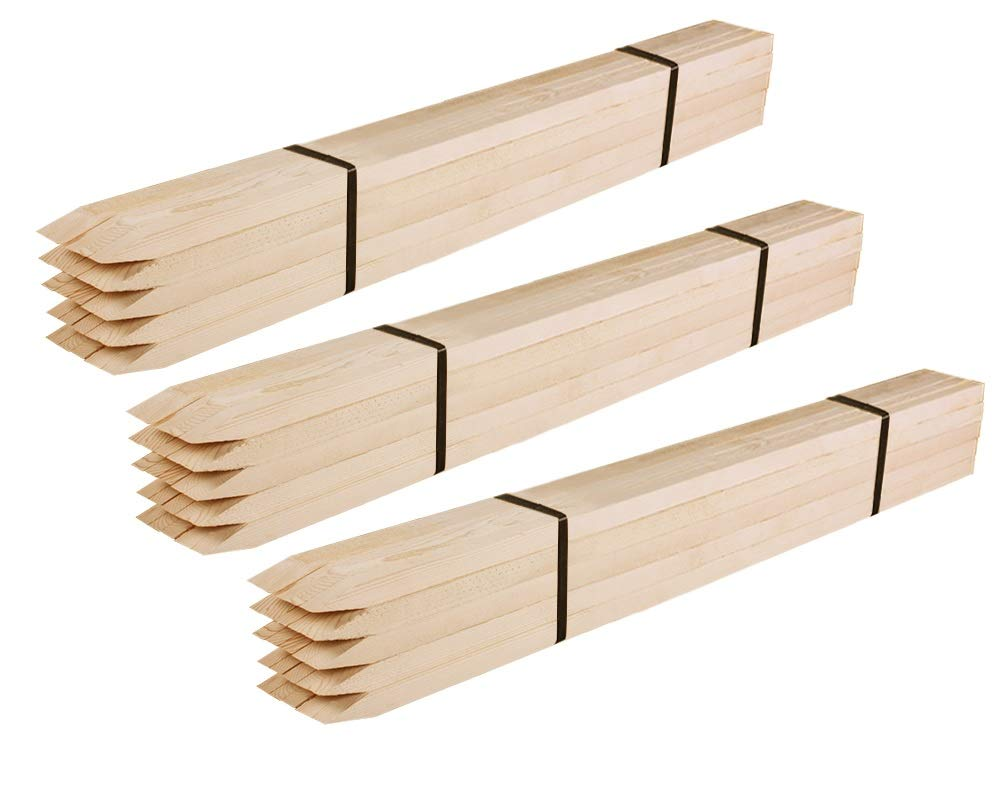 Greenes Fence 4 Ft Garden Stakes 50 Pack