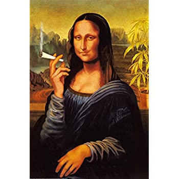 Mona Lisa - Joint Poster 24 x 36in