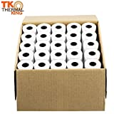TK Thermal King, 2 1/4' X 85' Thermal Credit Card Paper 50 Rolls Per Box