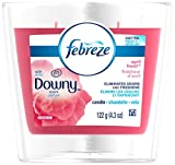 Febreze Candle along with Downy April Fresh odour Air Freshener (1 Count, 4.3 Oz), 0.269 Pound