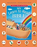 img - for My Learn to Read Bible: Stories in Words and Pictures book / textbook / text book